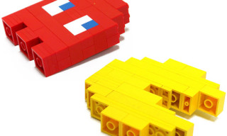 Dee & Ricky Pac Man Brooches
