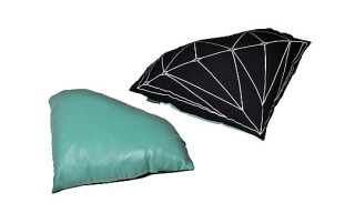 "Diamond Supply Co. ""Brilliant"" Pillow"
