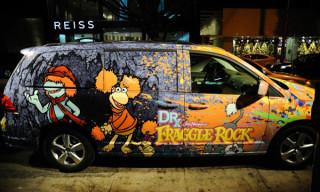 "Dr. Romanelli x Fraggle Rock ""Dr. Doozer"" at Kitson"