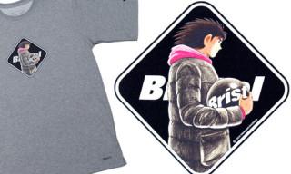 F.C.R.B. x Captain Tsubasa T-Shirt