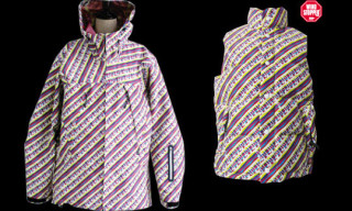 Fabrick x SP-DESIGN by Is-Ness GORE Outerwear