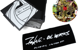 Futura x Oil Works Box Set