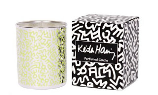 Keith Haring x Ligne Blanche Porcelain Candle