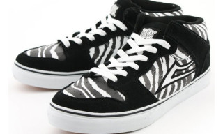 Lakai Carroll Select Zebra