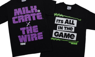 Milkcrate Athletics x HBO® The Wire T-Shirts