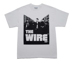 Milkcrate Athletics x HBO® The Wire T-Shirts | Highsnobiety