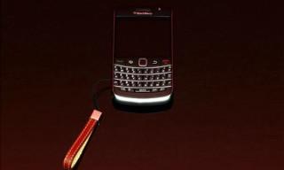 Monocle x BlackBerry 9700