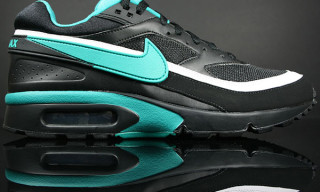 Nike Air Classic BW Textile Black Emerald