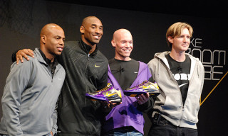 Nike Air Zoom Kobe V Launch Event Recap