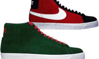 Nike SB Spring 2010 Blazers