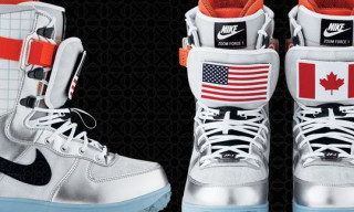 Nike Snowboarding Danny Kass Double Tongue Zoom Force 1