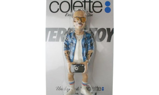 "UncleYork x Tokyo Element ""TerryToy"" | colette Edition"