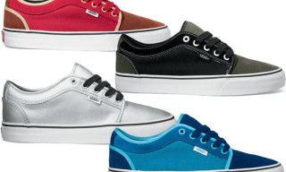 Vans Spring 2010 Chukka Low Team Series