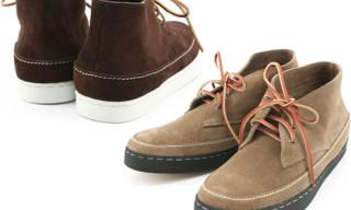 Vulture Journal Standard Desert Boots