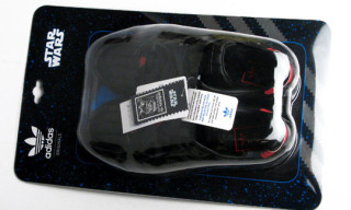adidas Originals x Star Wars ZX 8000 Darth Vader | A Detailed Look