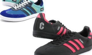 adidas Originals Samba by Hectic and Cheez | A Detailed Look