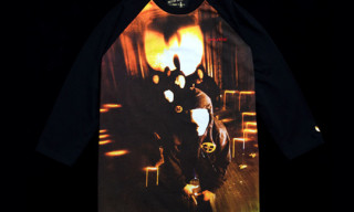 Applebum x Wu-Tang Clan Danny Hastings Photo Print Raglan T-Shirt