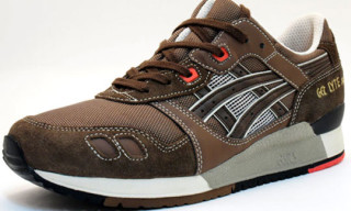 Asics Holiday 2009 Footwear | Gel Lyte III and GT-II