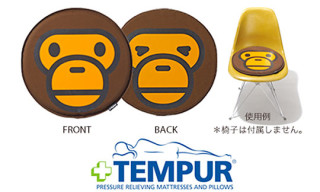 Bape x Tempur Pillows