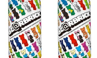 Medicom Toy Bearbrick Drink Can