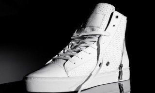 Black Scale x Android Homme Sneakers and Jacket