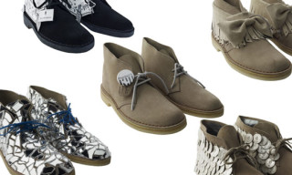 Clarks Originals 60th Anniversary Desert Boots Artist Auction