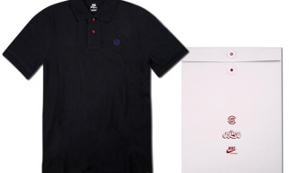 CLOT x Nike Grand Slam Polo for Juice Shanghai Opening
