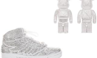 Swarovski White Crystal Christmas at colette