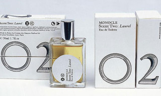 Comme des Garcons x Monocle Scent Two: Laurel