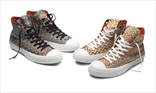 Missoni x Converse All Star High Pack
