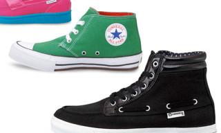 Converse Japan January 2010 Footwear