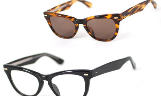 Deluxe x Koki Eyewear Collection
