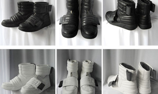 "Diet Butcher Slim Skin Spring/Summer 2010 ""W Belts"" Sneaker"