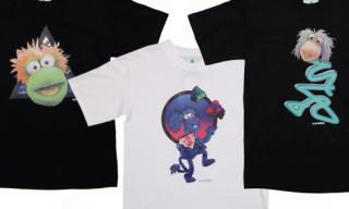 Dr. Romanelli x Fraggle Rock x Cassette Playa T-Shirts