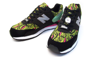 Expansion x mita sneakers x New Balance CM820