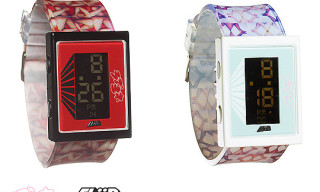 FLuD x Yone Holiday 2009 Watches