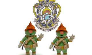 Dr. Romanelli x Fraggle Rock Toy Preview