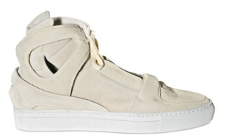 Guiliano Fujiwara Spring/Summer 2010 High Top Sneaker