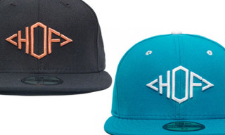 Hall of Fame Monogram New Era 59Fifty Caps