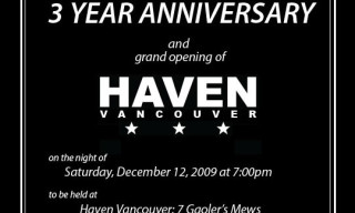 Haven Vancouver Store Opening