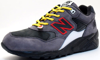 HECTIC x mita sneakers x New Balance MT580 | Grey Colorway