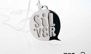 INN x Parra Silver Pendant