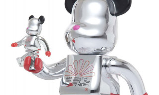 Juice Hong Kong X-Mas Bearbrick Set