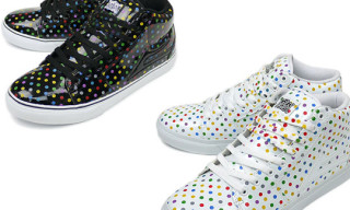 Lakai Coda Hi Select Dot Pack