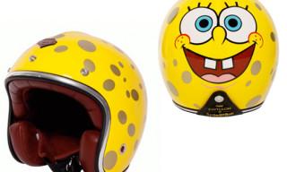 Les Ateliers Ruby x Sponge Bob Pavillon Helmet