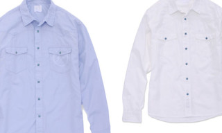 Levi's Fenom Turquoise Package Western Shirts