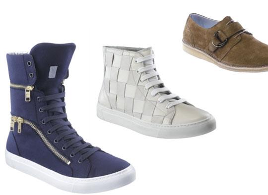 Marc Jacobs Spring/Summer 2010 Footwear