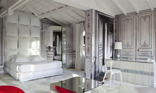 Martin Margiela Suite at Les Sources de Caudalie