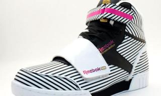 "Mita Sneakers x Reebok Ex-O-Fit Hi Strap ""Stripe"""