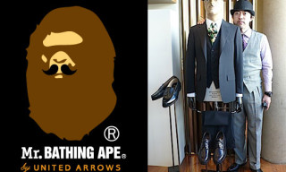 Mr. A Bathing Ape by United Arrows | A First Look